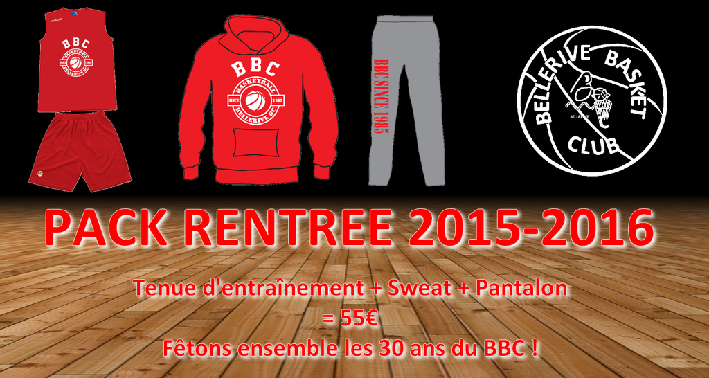 PACK 30 ANS